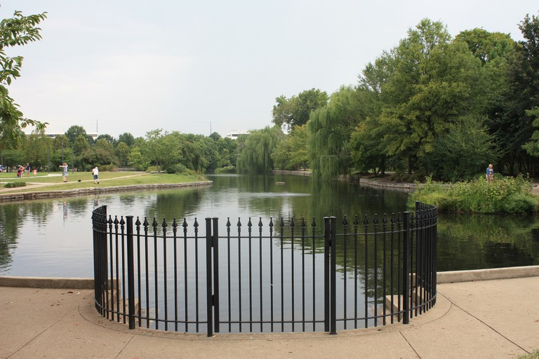 Centennial Park / (c) Snassek / Flickr