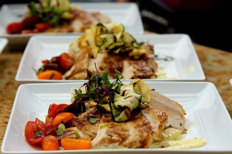 lemon roasted chicken / (c) Prayinto / Flickr