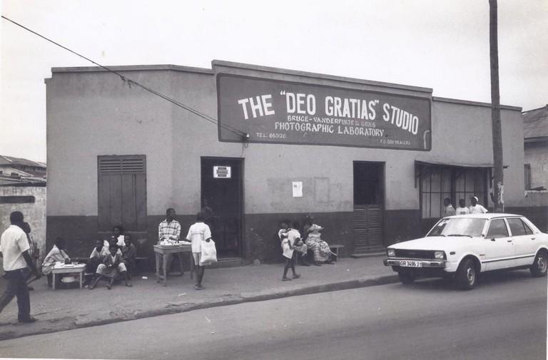 Photo of Deo Gratis Studio, (c) Deo Gratis / ANO