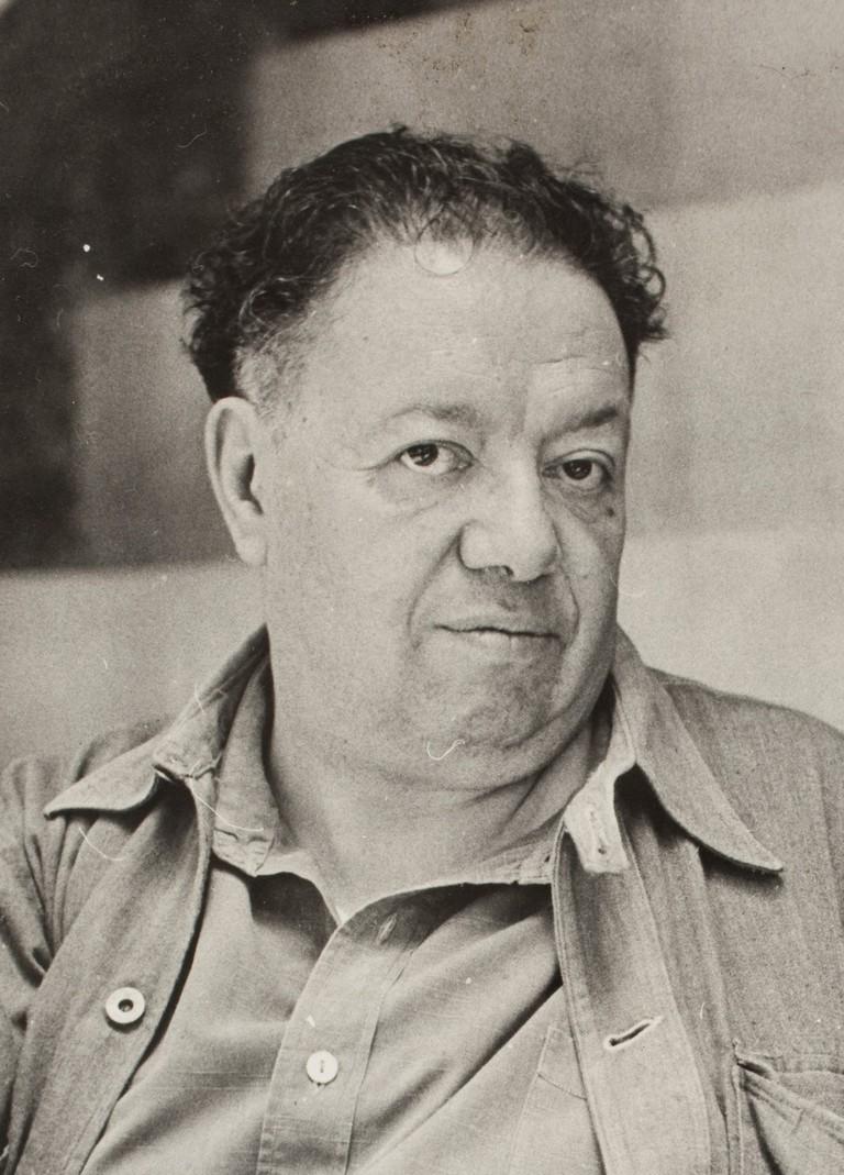 Diego Rivera | WikiCommons