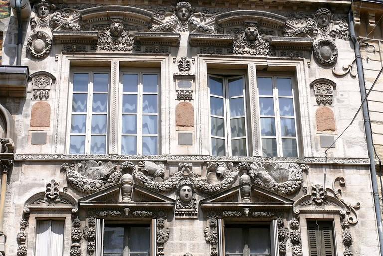 Maison Maillard, Dijon ©Mossot/Wikicommons