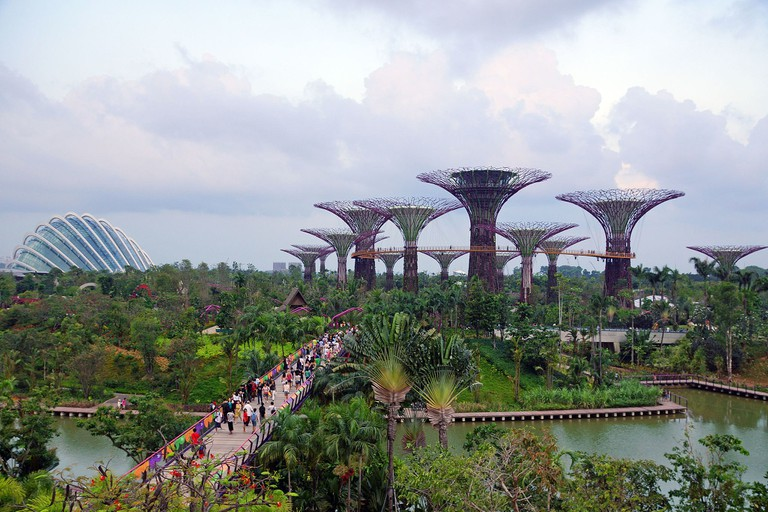 Gardens by the Bay | © Allie Caulfield/WikiCommons