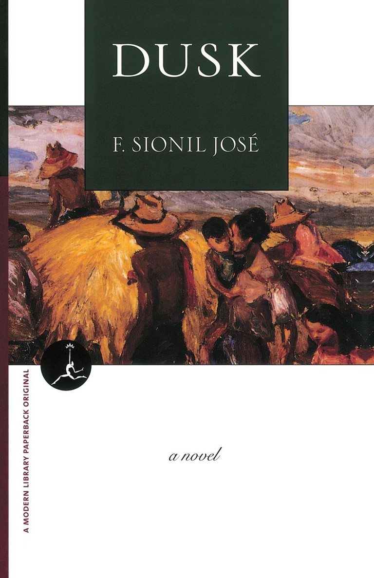 Sionil Jose's Dusk in Paperback | © Random House