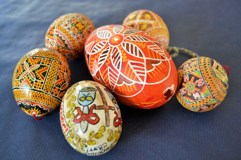 Pysanka from Ukraine | © Pixabay
