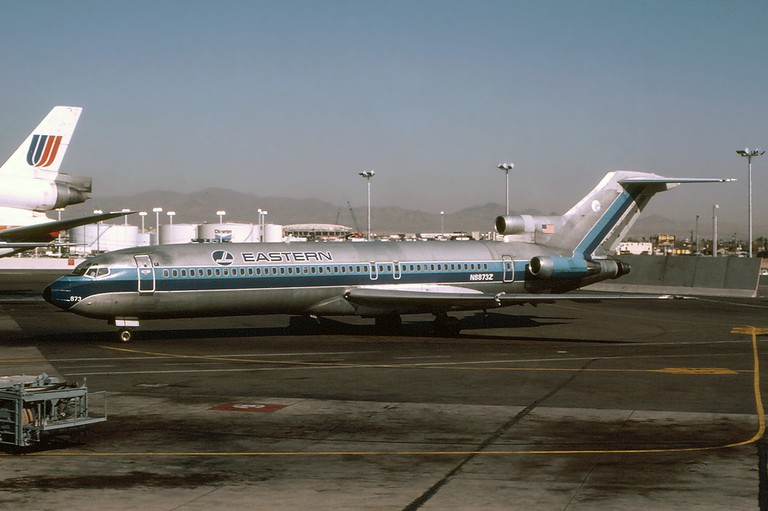 Similar aircraft from Eastern Airlines | © Richard Silagi/wikipedia