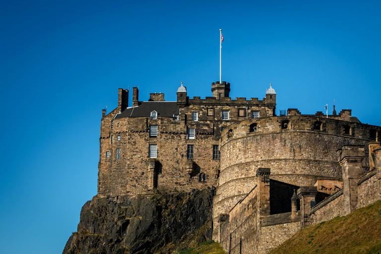 Edinburgh Castle | © Pixabay