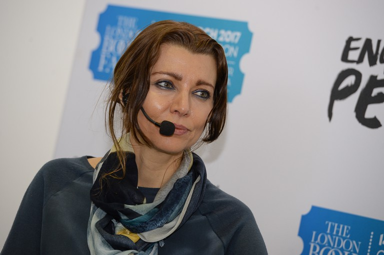 Elif Shafak | Courtesy of the London Book Fair