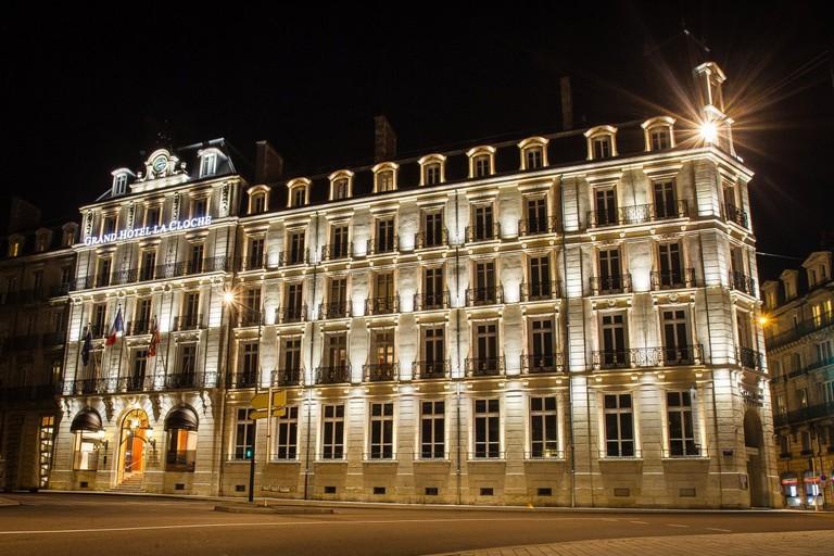 ©Grand Hotel La Cloche, Dijon