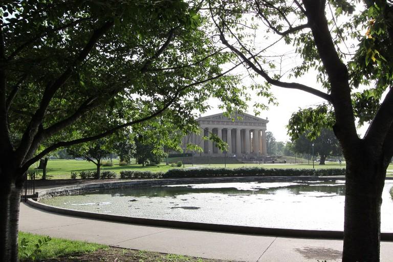 Centennial Park / (c) Bradley Griffin / Flickr