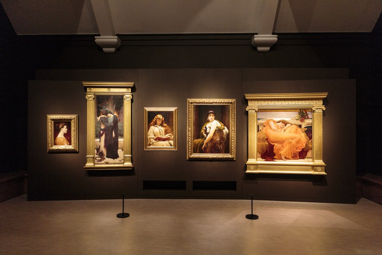 Flaming June The Making of an Icon at Leighton House  Photo By Kevin Moran Photography