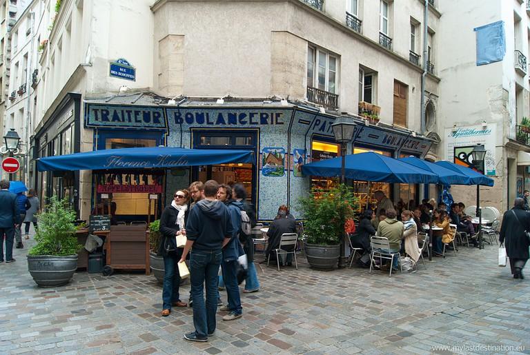 Florence Kahn bakery │© Guillaume Speurt / Wikimedia Commons