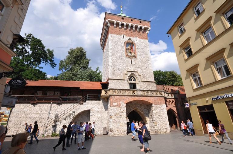St. Florian Gate   © Jorge Láscar/Flickr