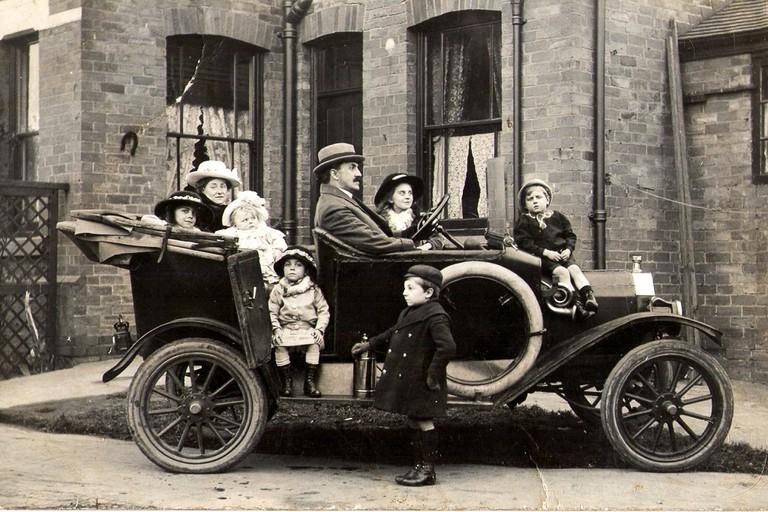Ford Model T car