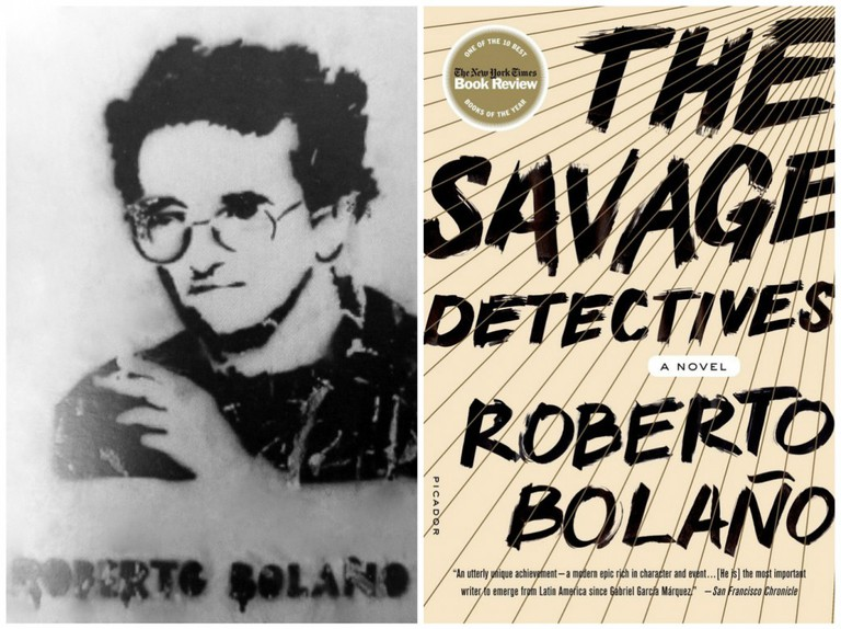 Roberto Bolaño | © Farisori/WikiCommons / © Macmillan