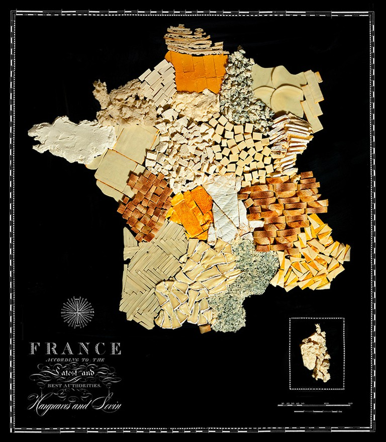 France is a country with over 600 different types of cheese | © Henry Hargreaves and Caitlin Levin
