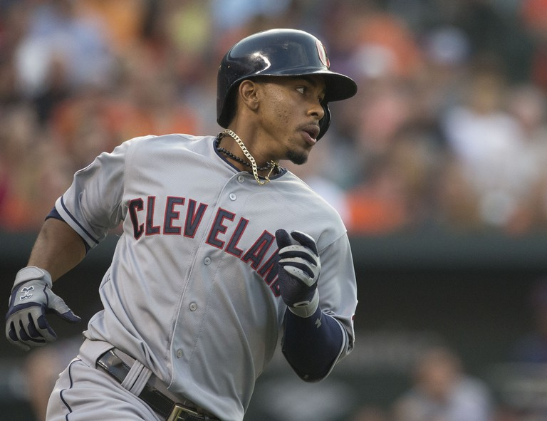 Francisco Lindor | © Keith Allison/ Flickr