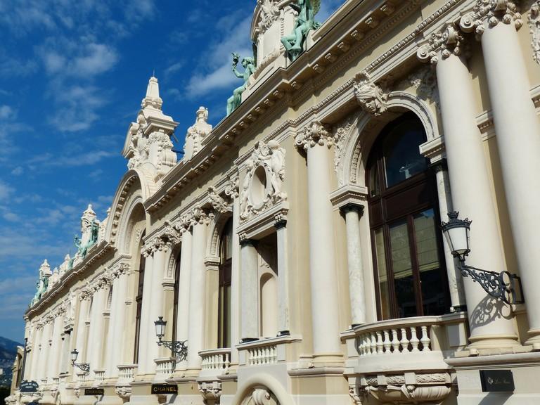 Monte-Carlo Casino   © Hans Braxmeier / Pixabay