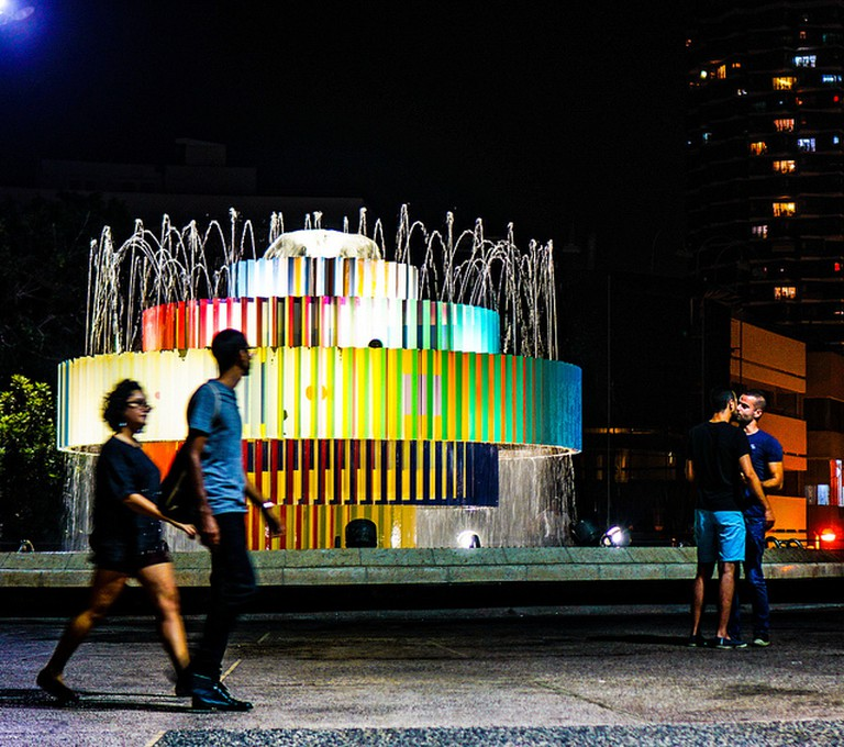 Tel Aviv is famously gay friendly | Ted Eytan, Flickr