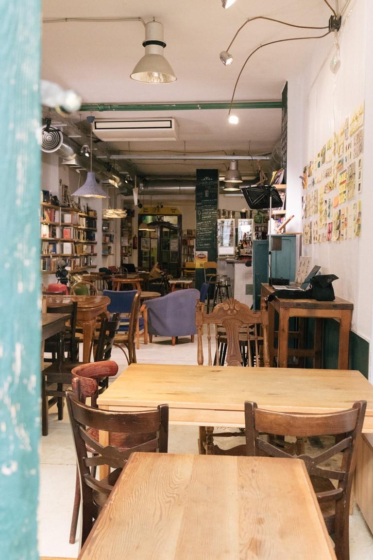 Ubik Café, Valencia   Jaser Cervantes / © Culture Trip
