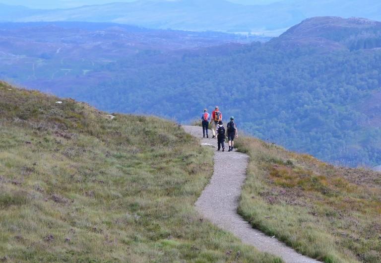 The Great Glen Way | © Jim Barton / Geograph