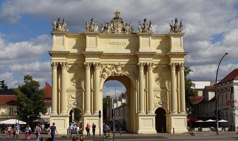 The city gates | © neufal54/ Pixabay