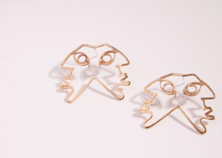 Earrings by LORNE