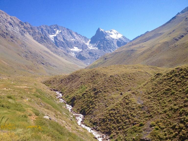 Glacier Morado Hike courtesy of Elizabeth Trovall