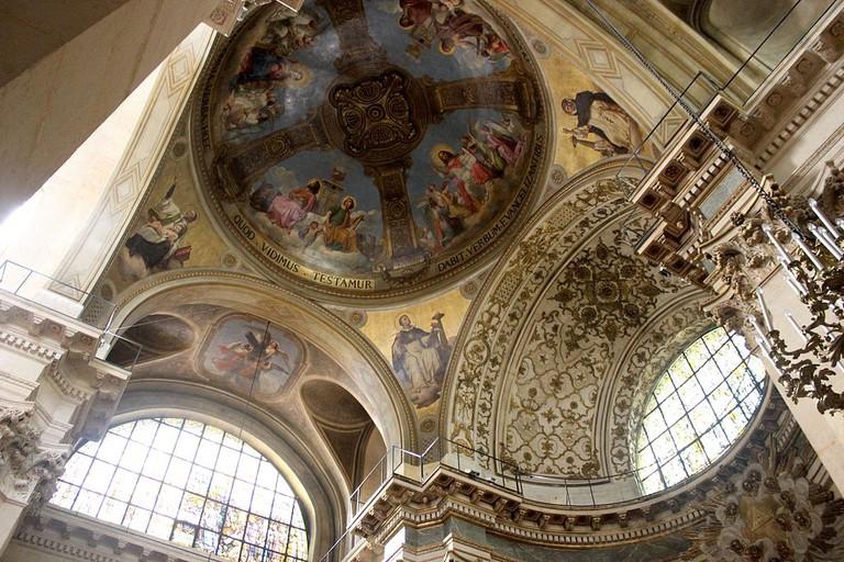 Église Saint-Thomas-d'Aquin │© Miguel Hermoso Cuesta / Wikimedia Commons