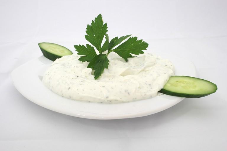 Mlechna salata I © Pixabay