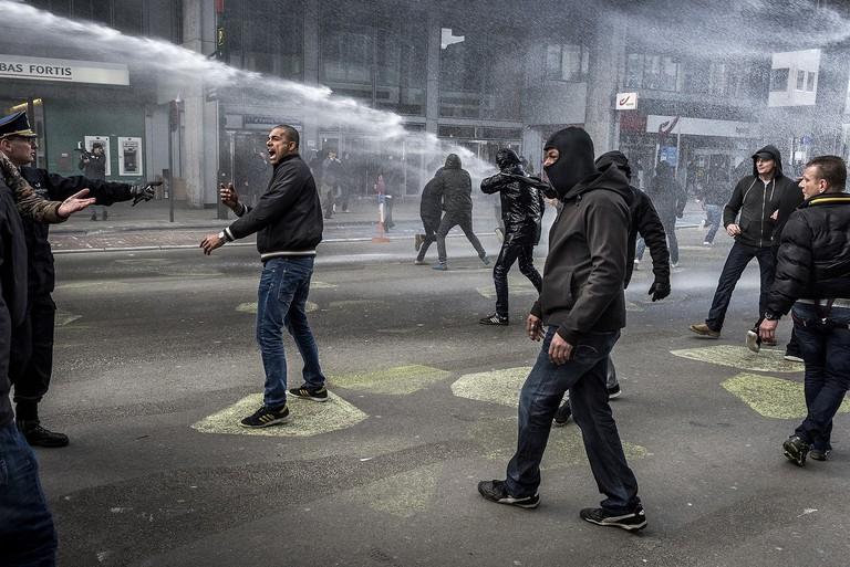 Terror in Brussels   © Asger Ladefoged