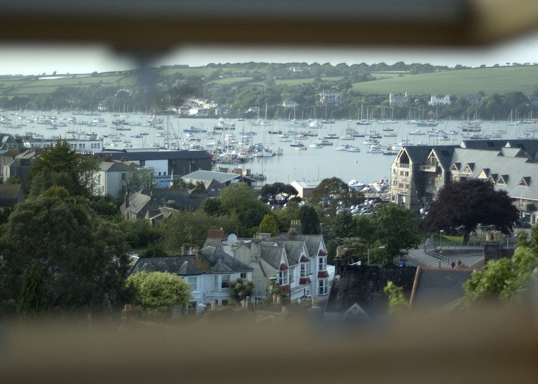 The view from Highcliffe Bed and Breakfast's penthouse suite   Courtesy of Highcliffe B&B