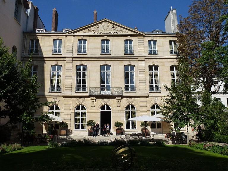 Hôtel d'Avaray │© Fabien wf / Wikimedia Commons