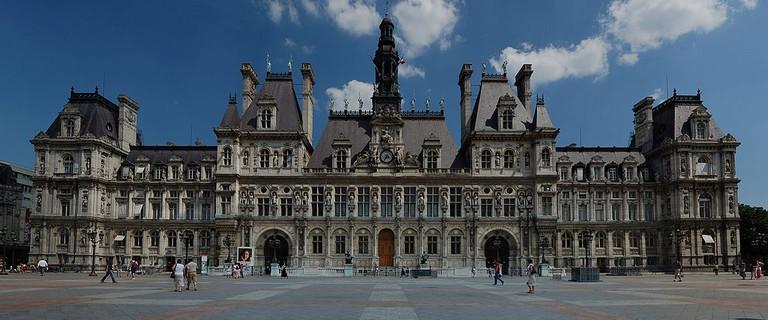 Hôtel de Ville │© wagner51 / Wikimedia Commons