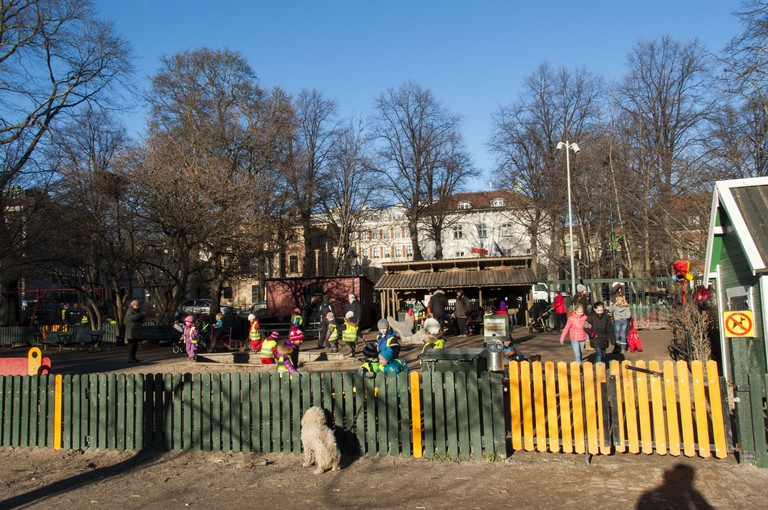 Playgrounds Stockholm