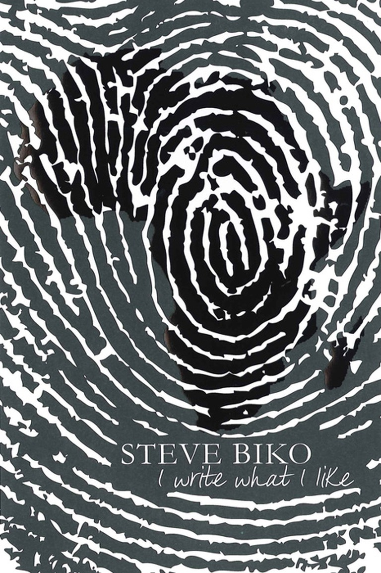 Book cover: I Write What I Like by Steve Biko, Picador 40th Special Edition