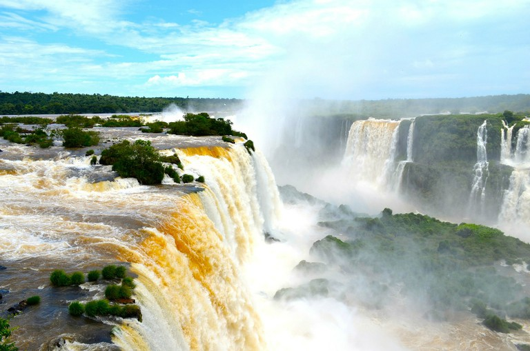 Iguazú Falls © Nancy Martinez / Pixabay