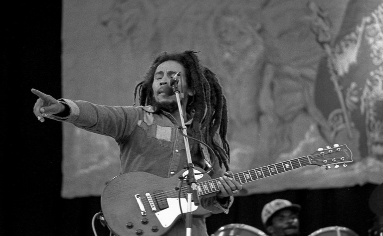 Bob Marley | © Eddie Mallin / WikiCommons