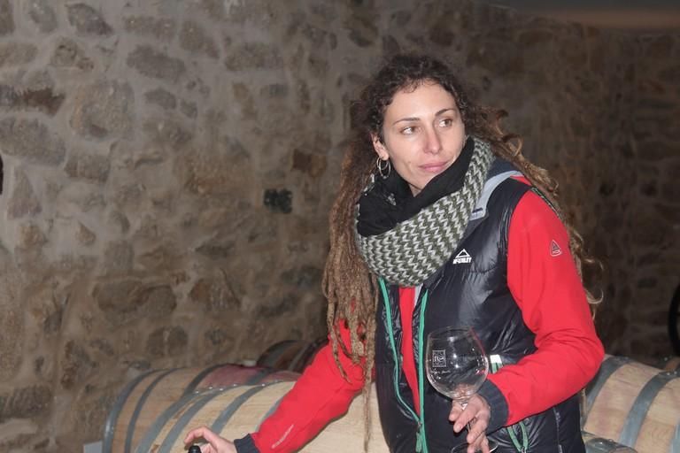 Laura Ramos, Envinante wines