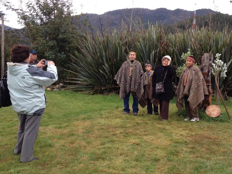 Mapuche Ethno-Tourism courtesy of Elizabeth Trovall
