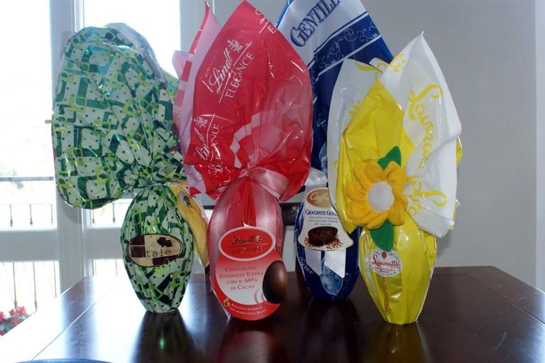 Italian Easter Eggs, Maurizio, Flikr