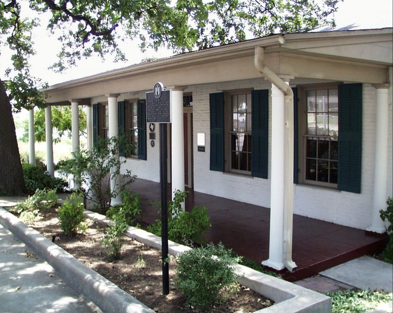 James T. Brown House | Courtesy of the University of Texas College of Liberal Arts