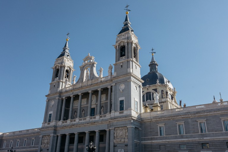 Catedral Almudena-Madrid-Spain