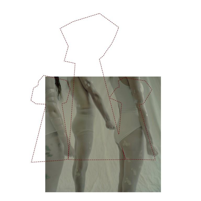 Jovana Mladenovic, Interpretation of Three Fists Monument 2