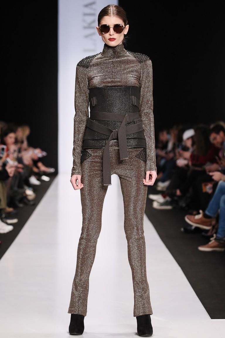 34th Season of Mercedes-Benz Fashion Week Russia Day 2