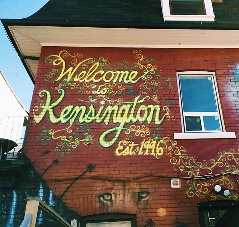 Kensington Market | © Jhussin/ WikiCommons
