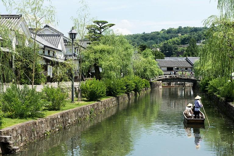 Kurashiki Bikan Historical Area
