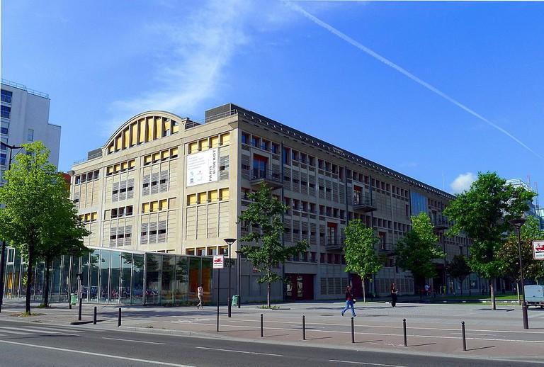 La Halles aux Farines │© Mbzt / Wikimedia Commons