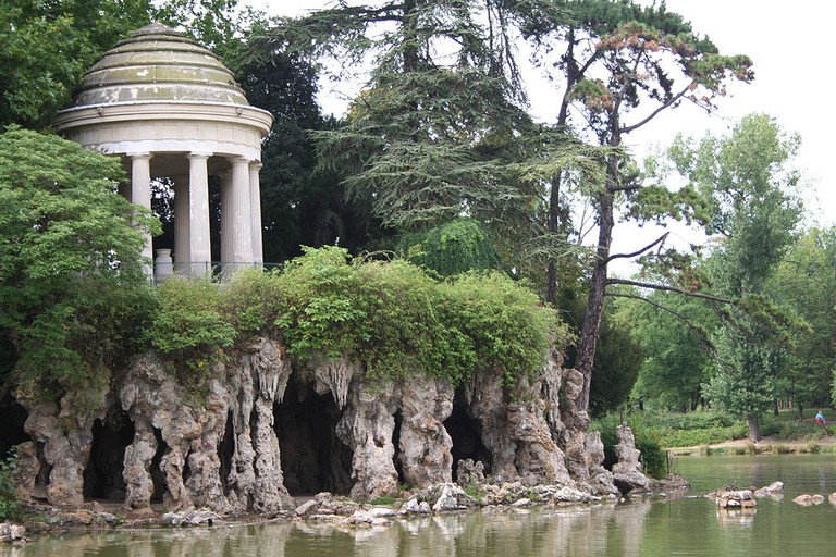 Lac Daumesnil at the Bois de Vincennes │© Georges Seguin / Wikimedia Commons
