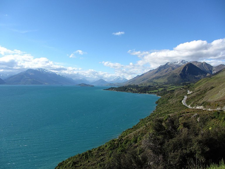 Lake Wakatipu | © Akos Kokai/Wikimedia Commons