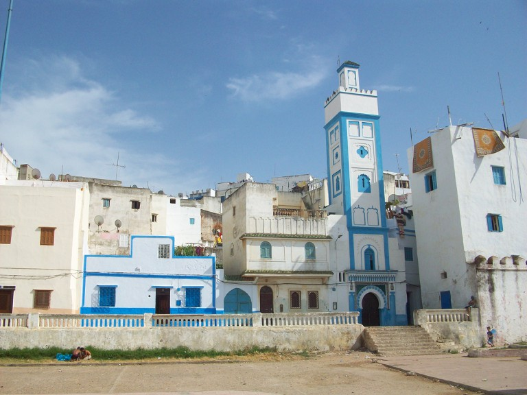 Old medina in Larache | © Dans / WikiCommons